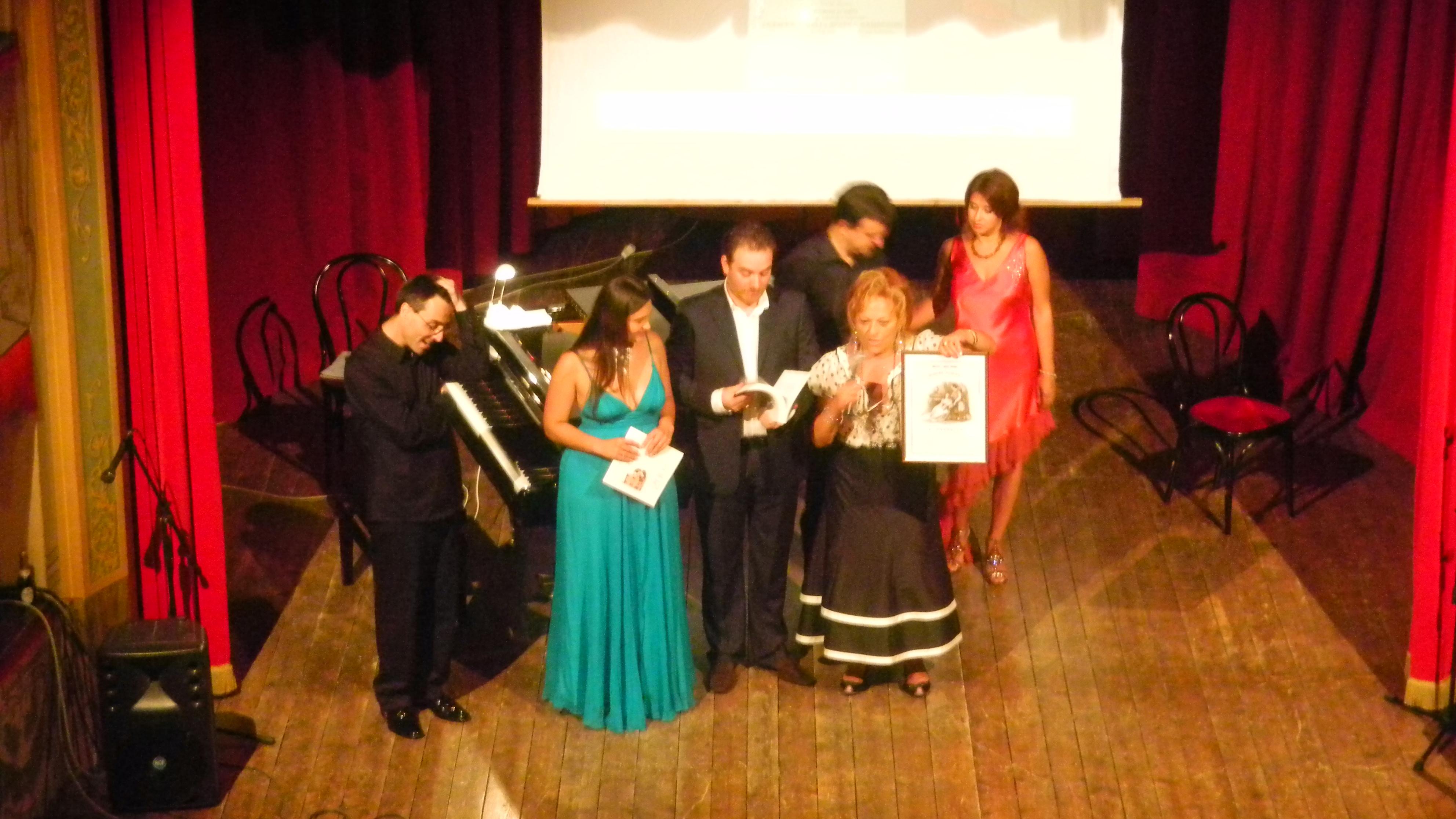 """XIX edizione del Premio """"Tiberini d'oro"""""""