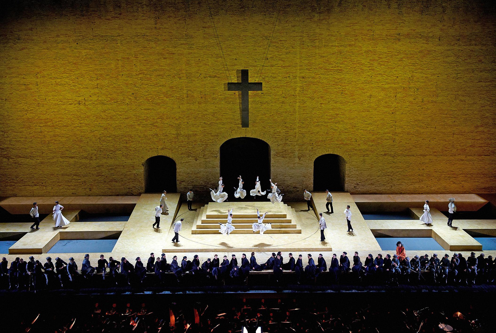 """Arena Sferisterio di Macerata:""""La forza del destino"""""""