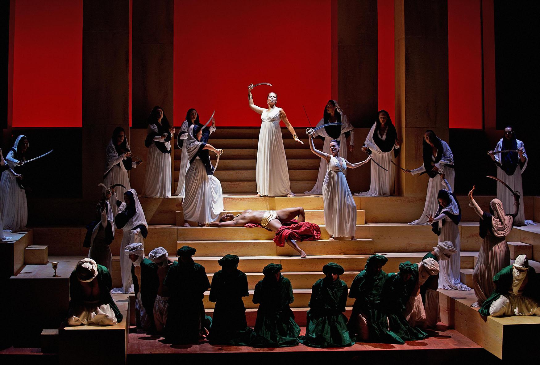 "Macerata Opera Festival 2010:""Juditha Triumphans"" e ""Attila"""
