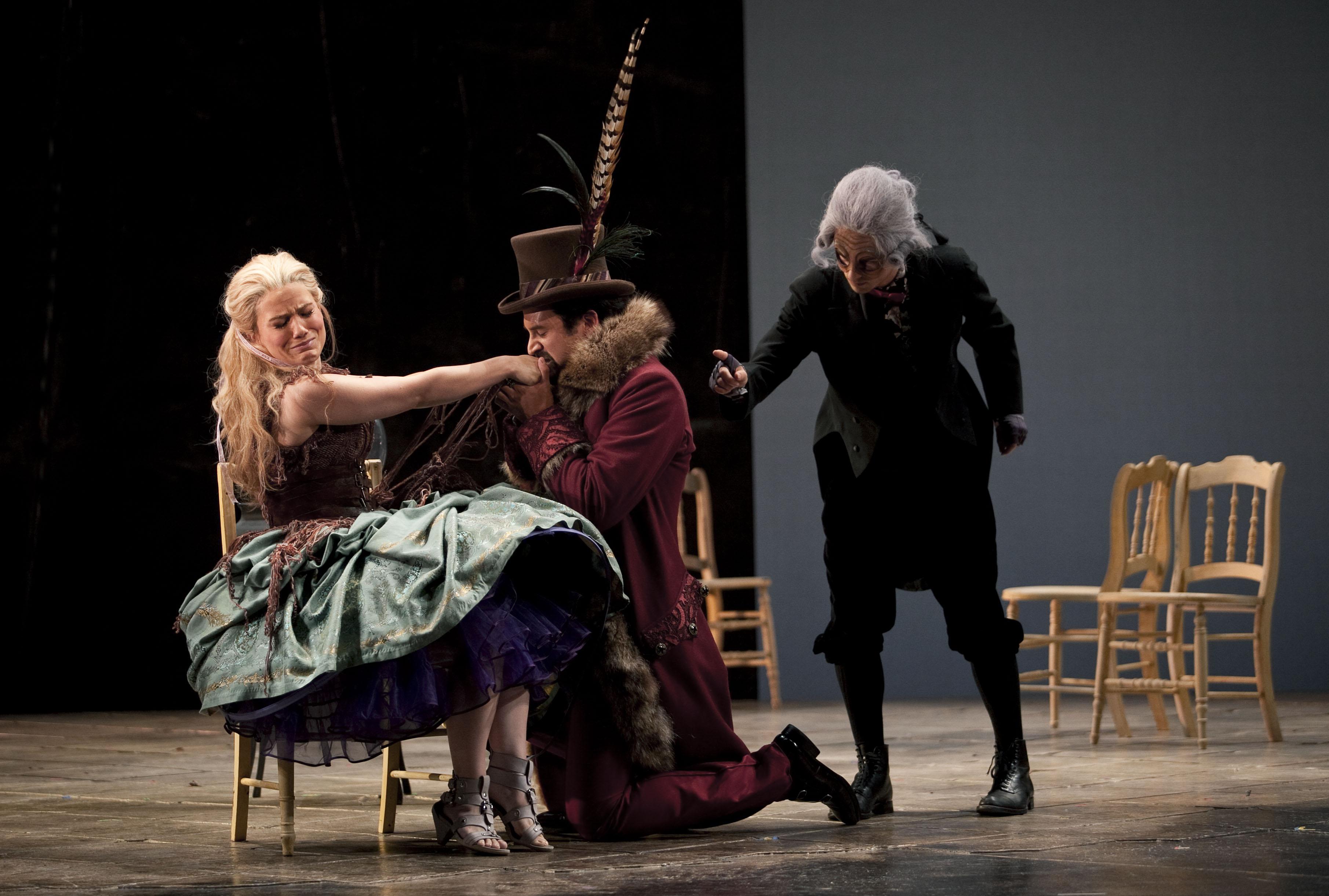 """Cooperstown, Glimmerglass Opera Festival 2010:""""Tolomeo, re d'Egitto"""""""