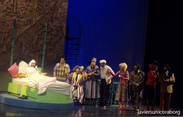 """""""Suor Angelica"""" e """"Gianni Schicchi"""" dal Teatro Segura di Lima"""