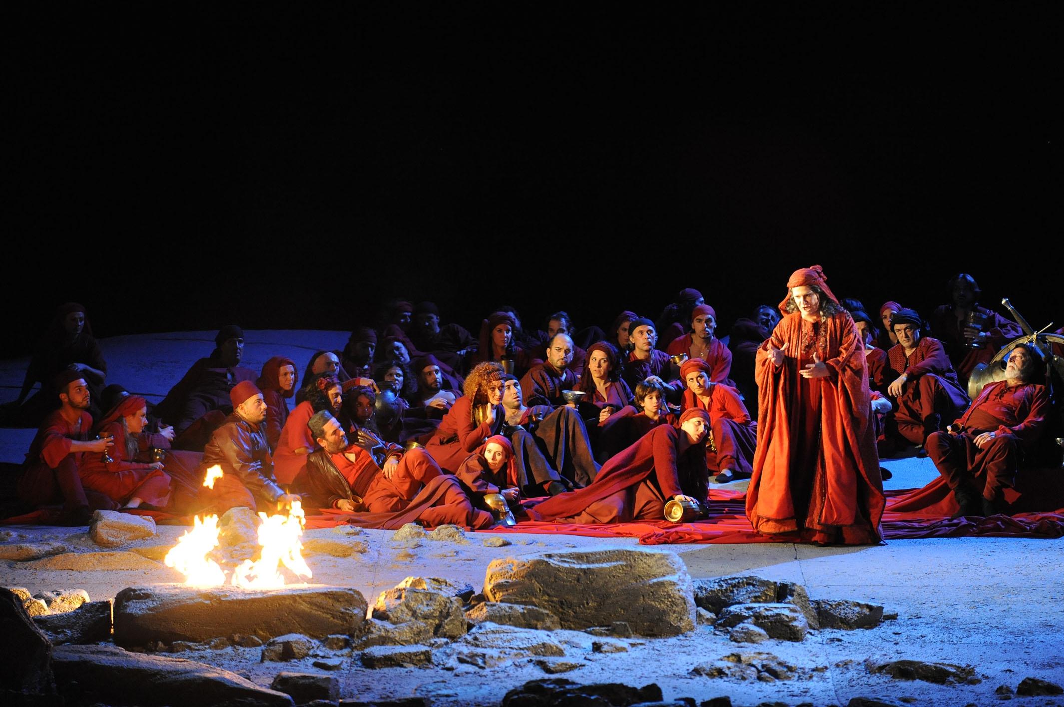 """Festival Verdi 2010:""""Il Trovatore"""""""