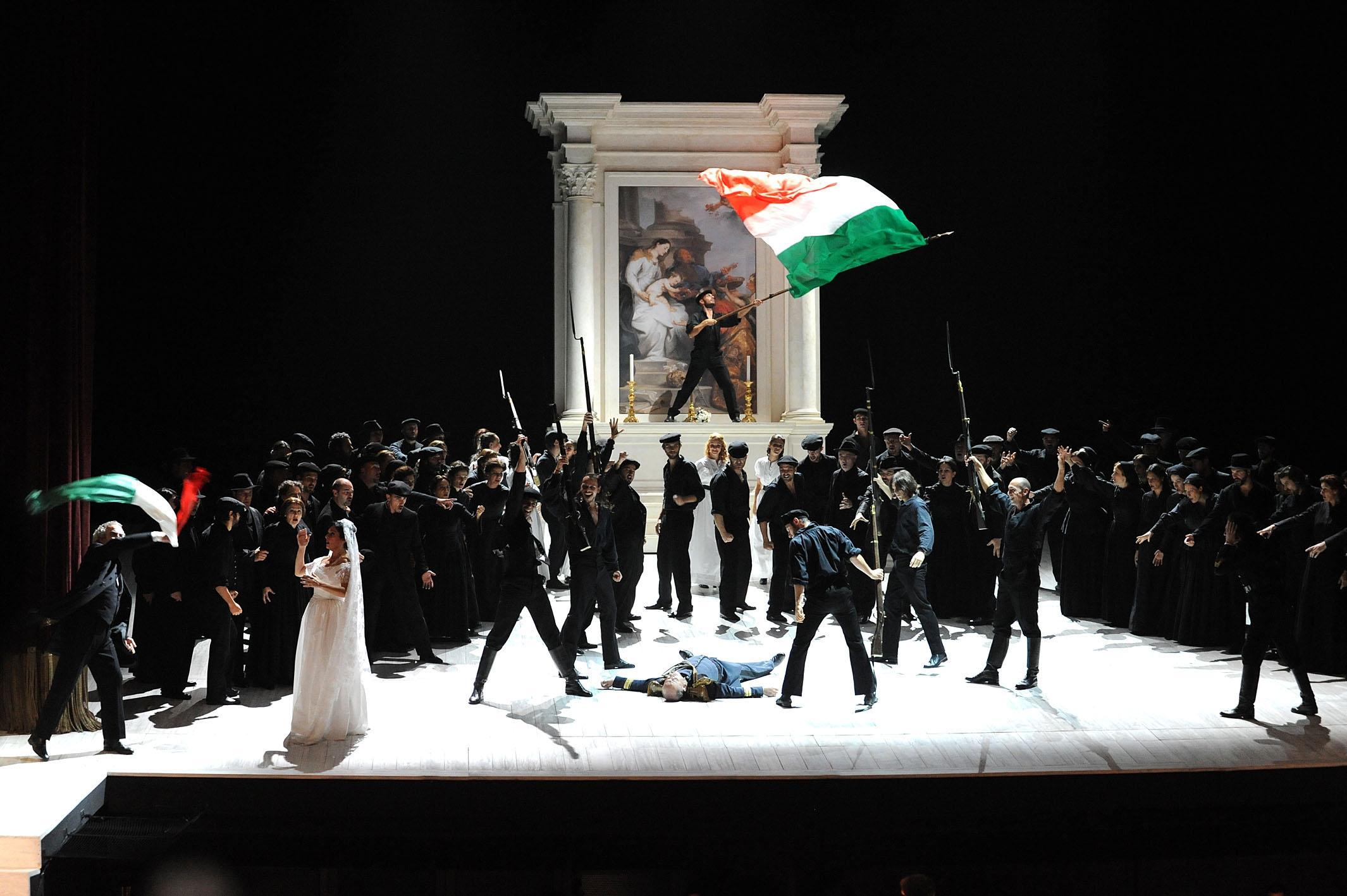 """Festival Verdi 2010:""""I Vespri Siciliani"""""""