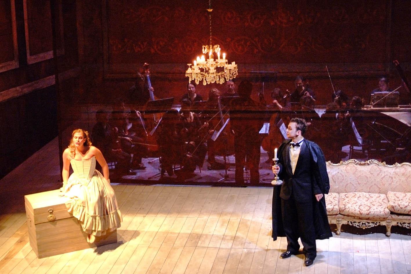 """Montecarotto, Teatro Comunale: """"La servante maitresse"""""""