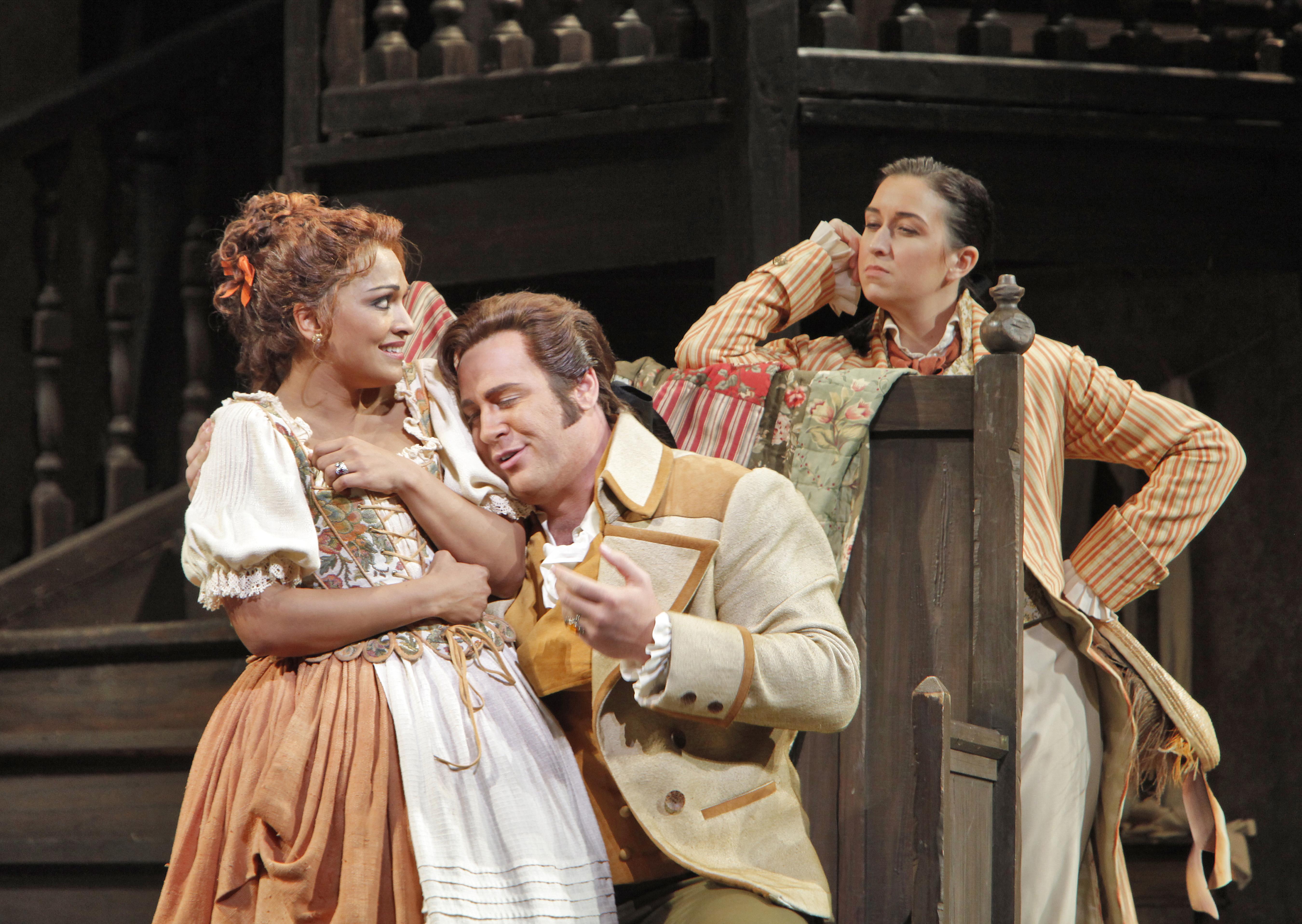 """""""Le Nozze di Figaro"""" alla San Francisco Opera"""