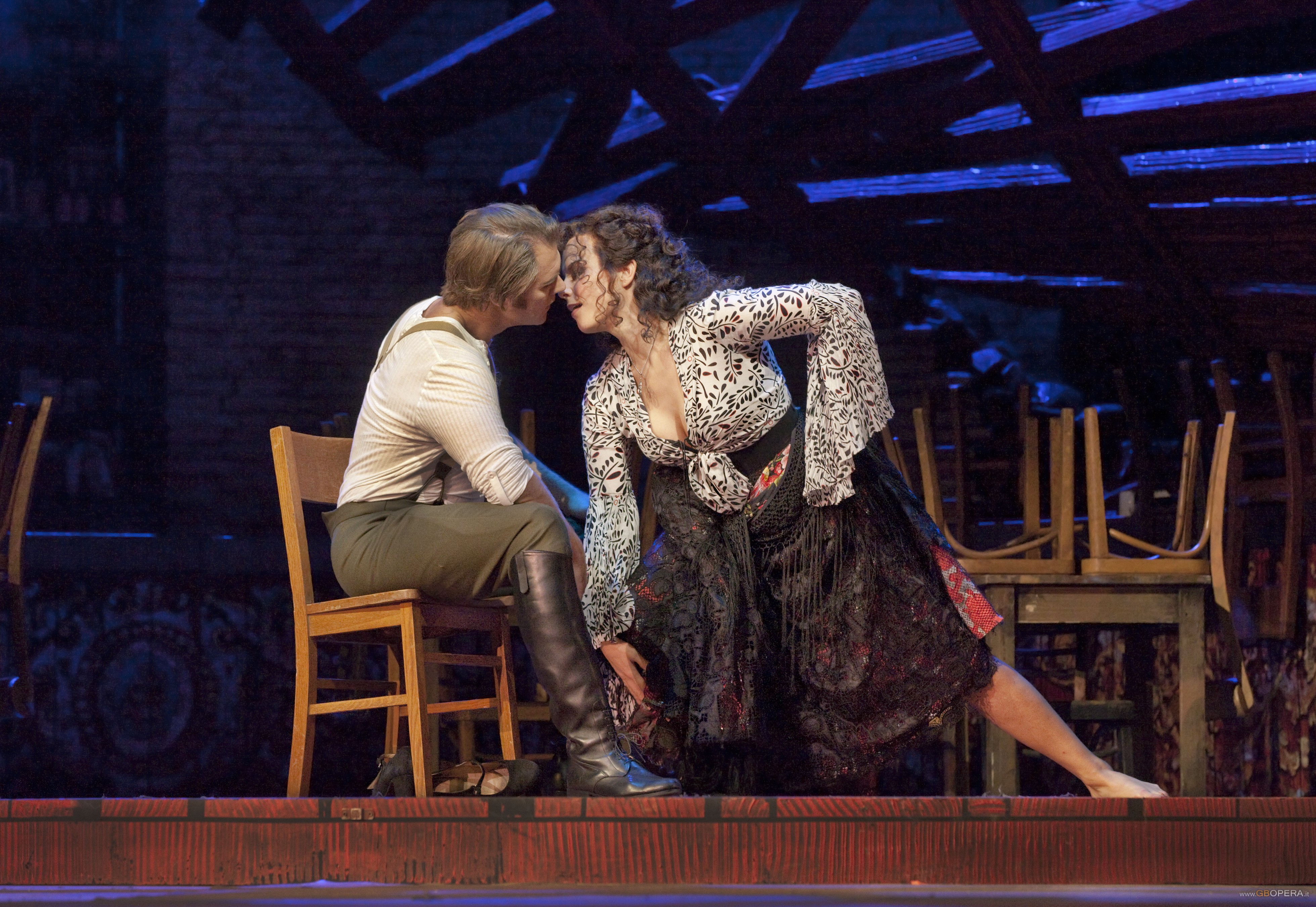 "New York, Metropolitan Opera:""Carmen"""