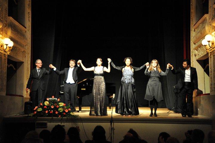 "Cronaca dal Concorso ""Cantofestival"" di Amandola"