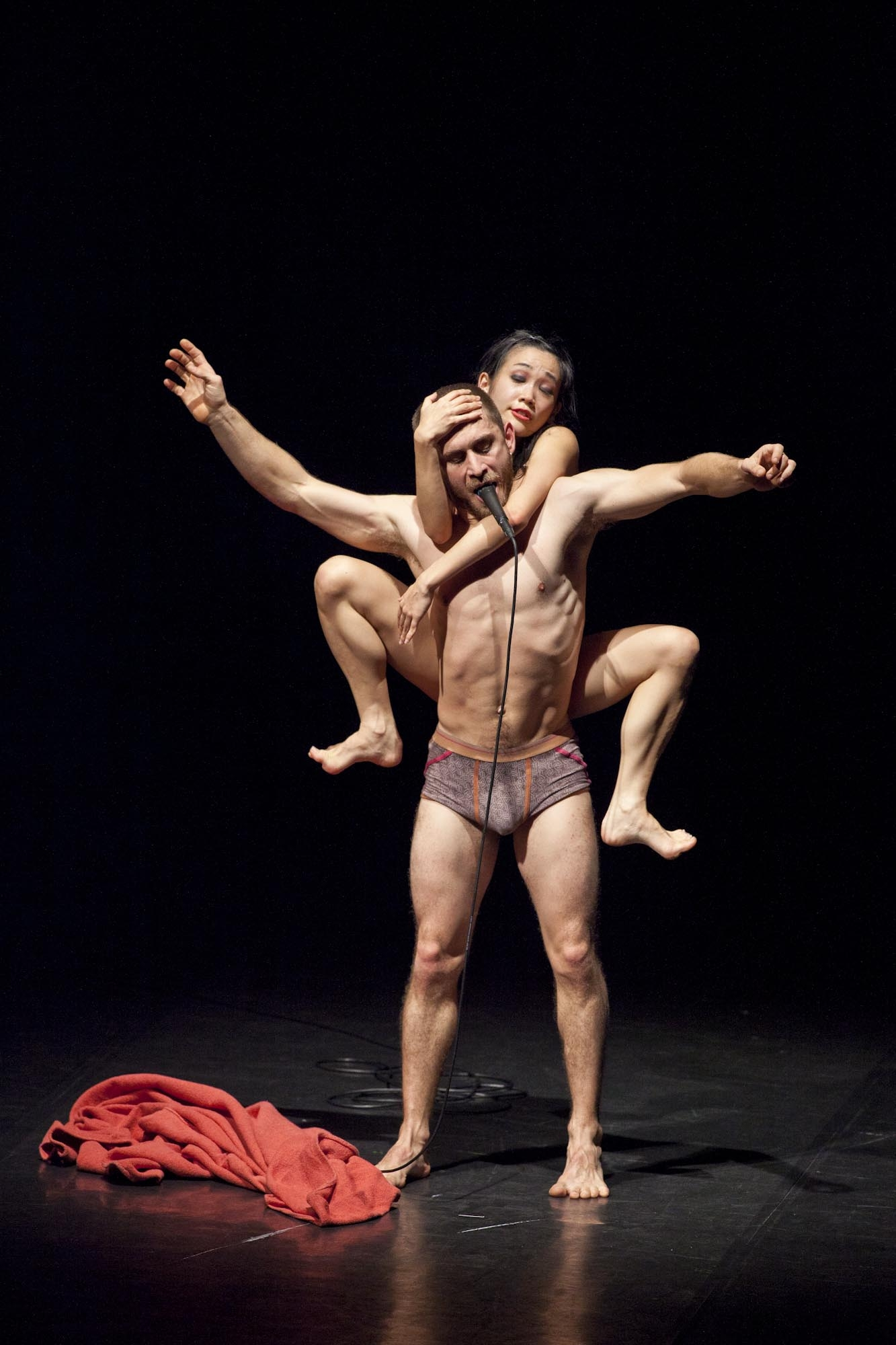 """Ferrara, Teatro Comunale: """"Out of Context for Pina"""""""