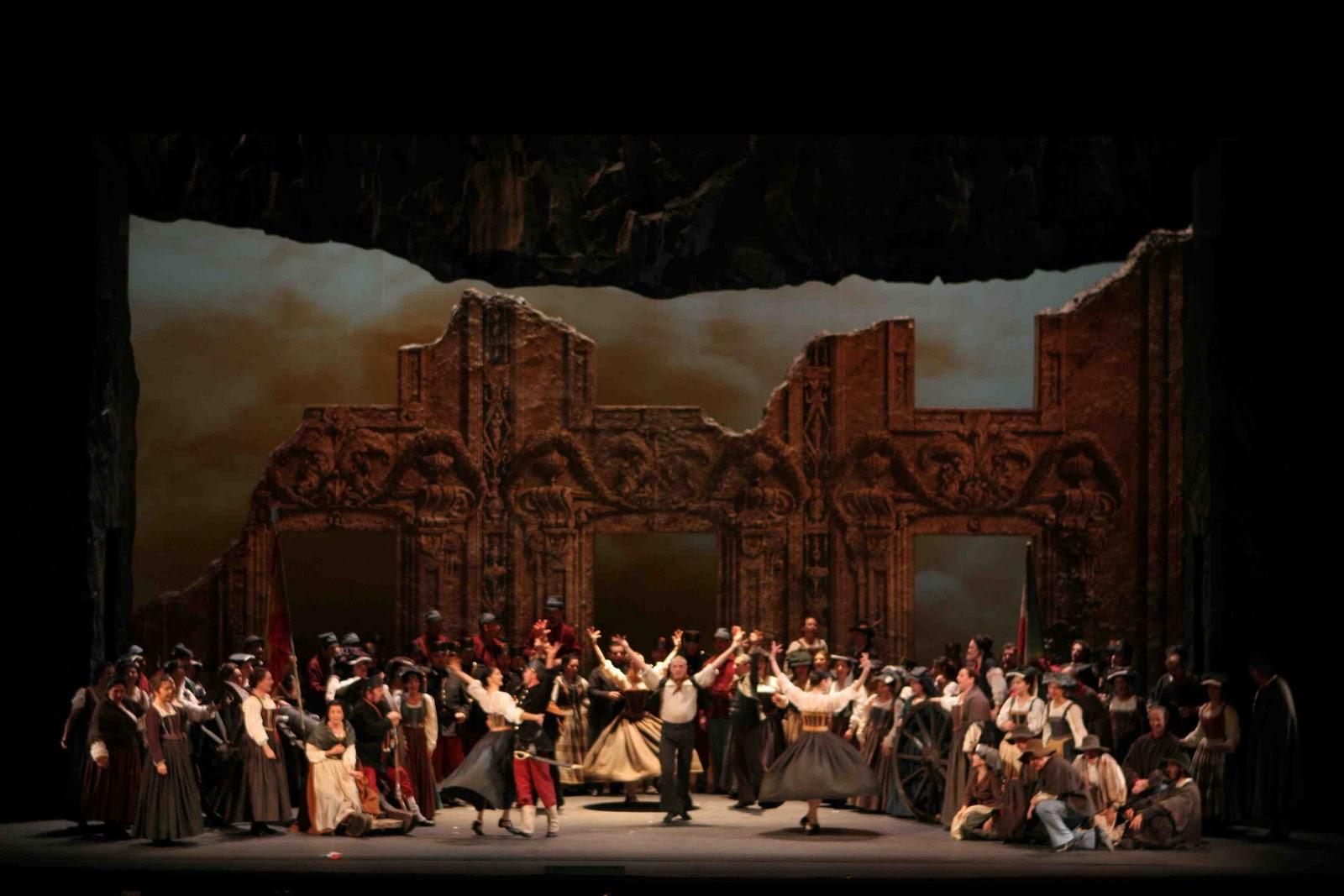 """Firenze, Teatro Comunale: """"La forza del destino"""""""
