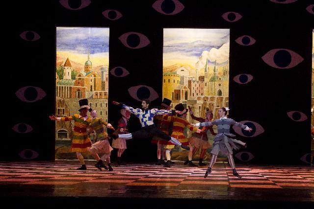 """Bologna, Teatro Comunale:""""Coppelia"""""""