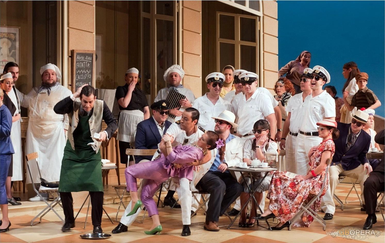 """Opera di Oviedo:""""L'elisir d'amore"""""""