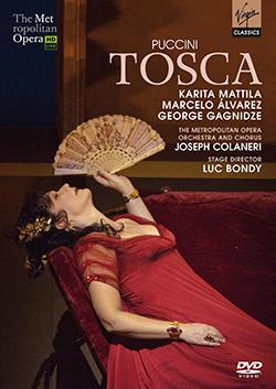 """Giacomo Puccini (1858-1924): """"Tosca""""."""