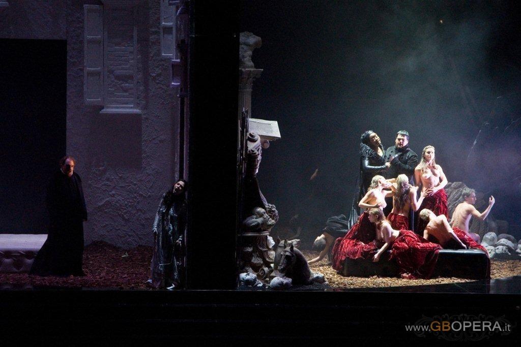 "Padova, Teatro Verdi:""Rigoletto"""