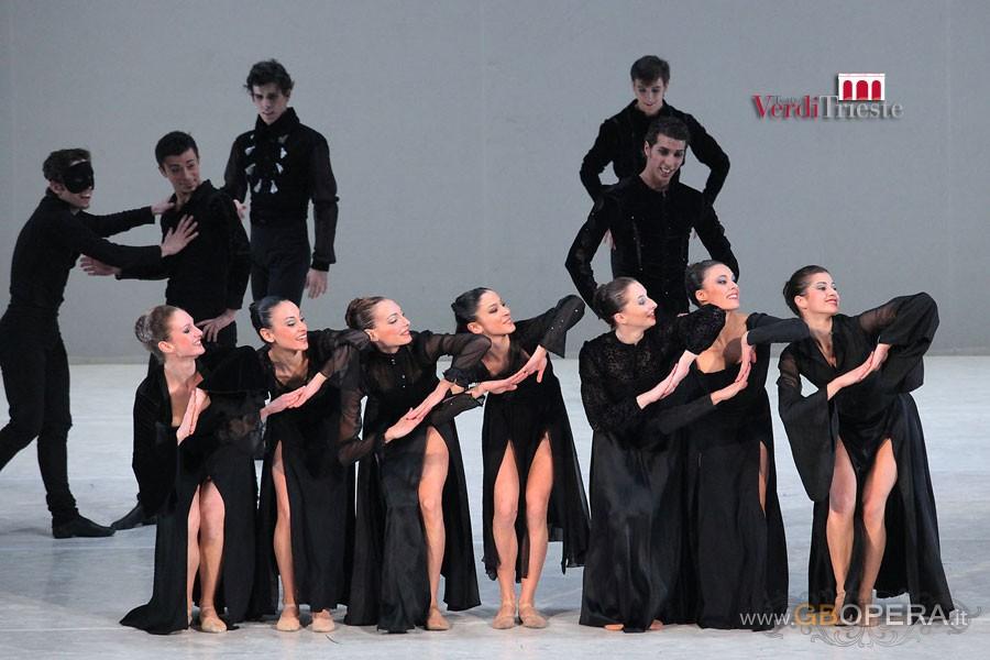 """Teatro Verdi di Trieste:""""Romeo e Giulietta"""""""