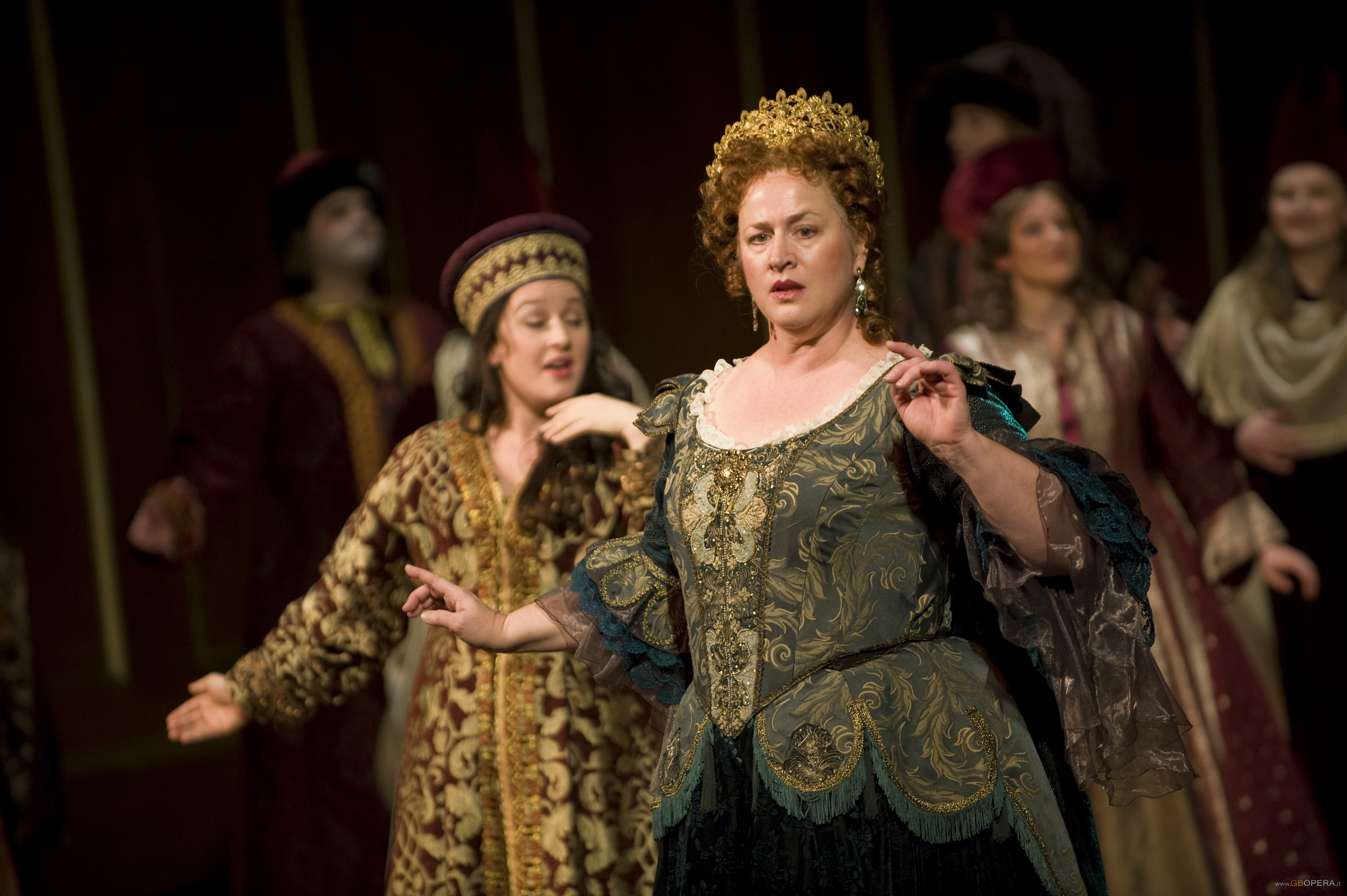 """The Boston Early Music Festival:""""Dido and Aeneas"""""""