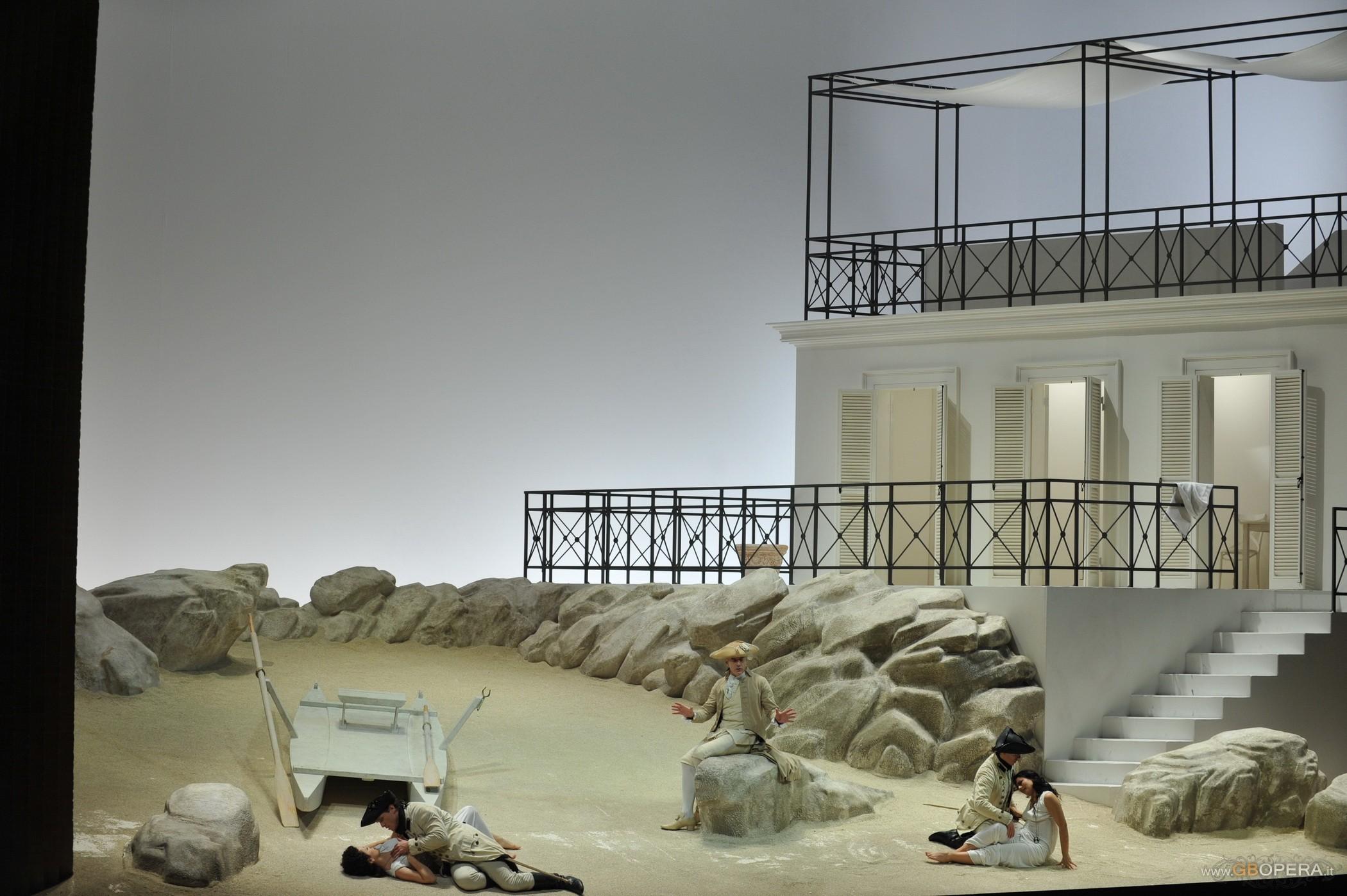 """Ancona, Teatro delle Muse:""""Così fan tutte"""""""
