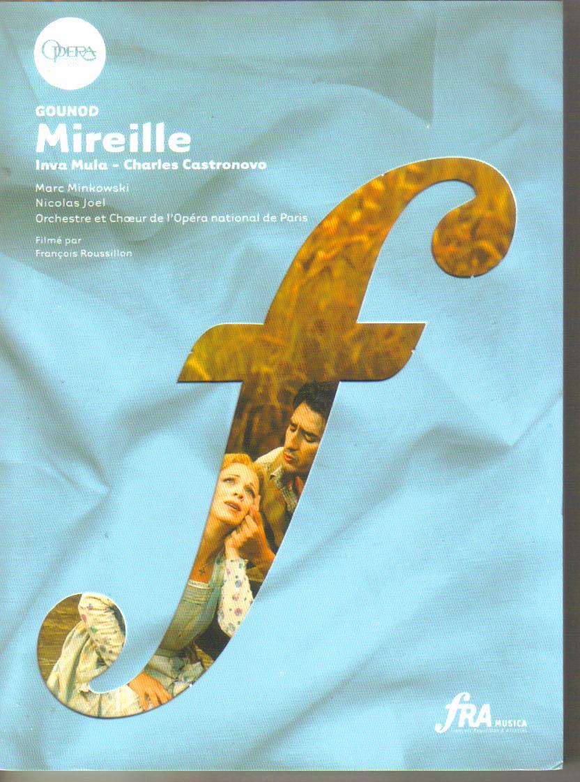 "Charles Gounod (1818-1893):""Mireille"""