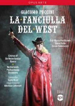 "Giacomo Puccini (1858 – 1924):""La fanciulla del West"""