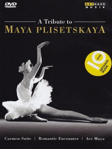 Un tributo a Maya Plisetskaya