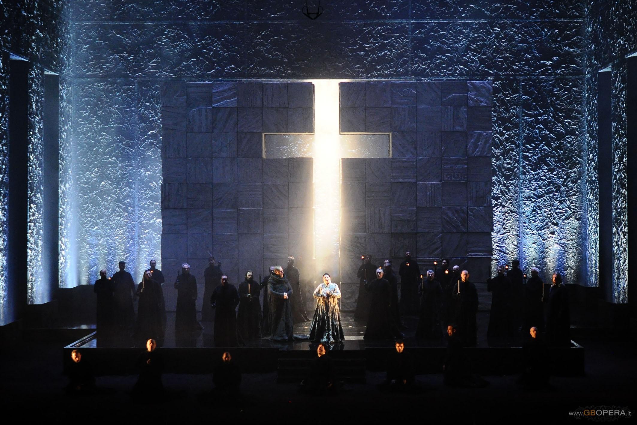 """Parma, Teatro Regio:""""La forza del destino"""""""