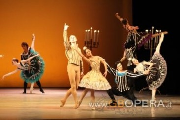 """Catania, Teatro Massimo:""""Ashton Grand Soirée"""""""