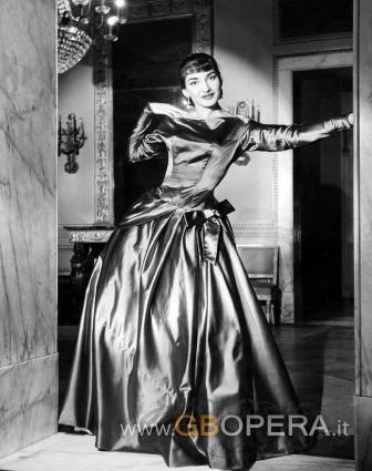 Maria Callas nelle foto di Elsa Haertter