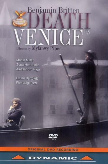 "Benjamin Britten (1913 – 1976):""Death in Venice"" (Morte a Venezia)"