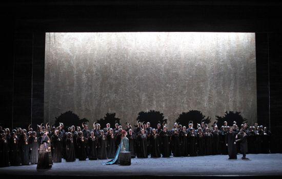 """Roma, Teatro dell'Opera:""""Nabucodonosor"""""""