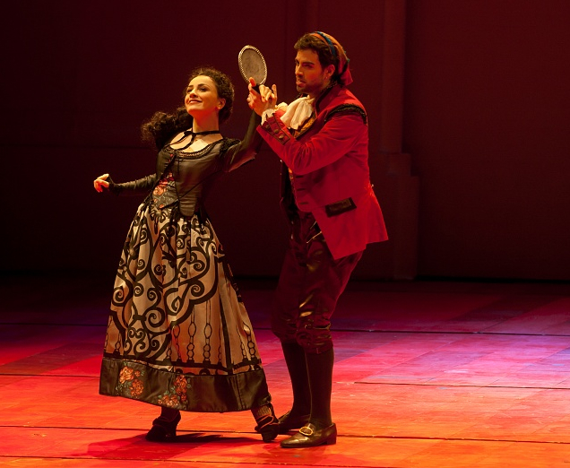 """Parma, Teatro Regio:""""Il Barbiere di Siviglia"""""""