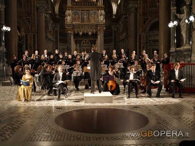 """Roma, S.Giovanni in Laterano:""""Johannes Passion"""""""