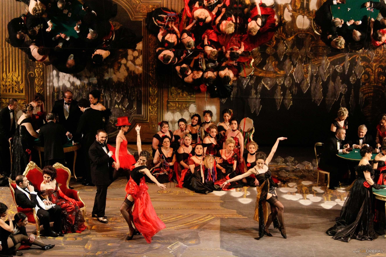 """Ascoli Piceno, Teatro Ventidio Basso:""""La Traviata"""""""