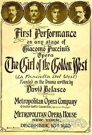 Puccini's Love Letter to the Golden West