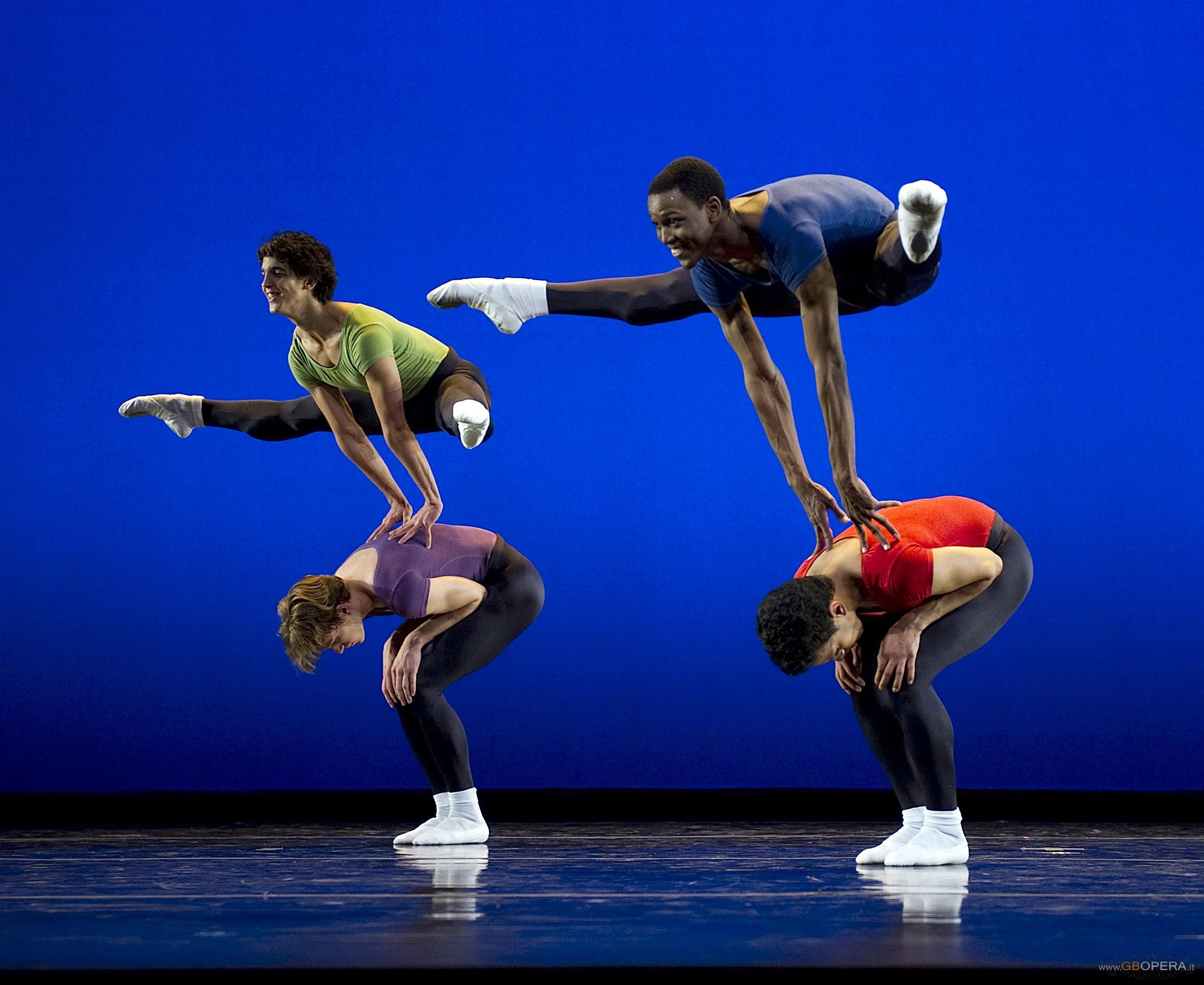 Trieste, Politeama Rossetti:American Ballet