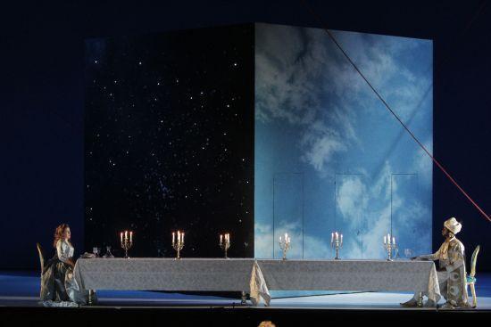 """Opera di Roma:""""Die Entführung aus dem Serail"""""""