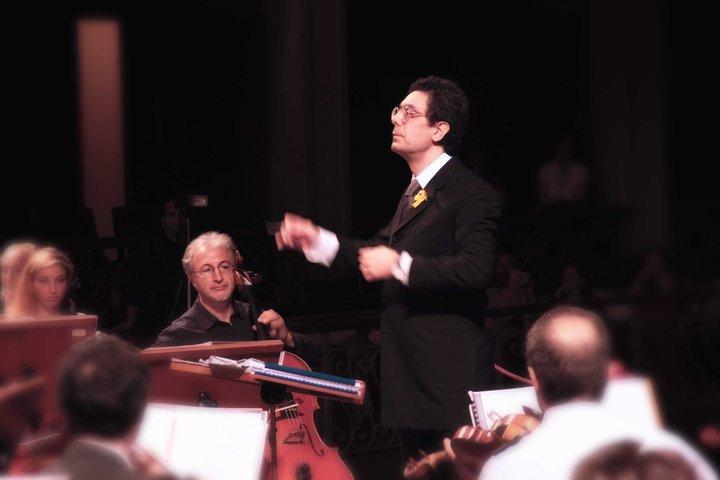 Intervista al direttore d'orchestra Carmelo Caruso