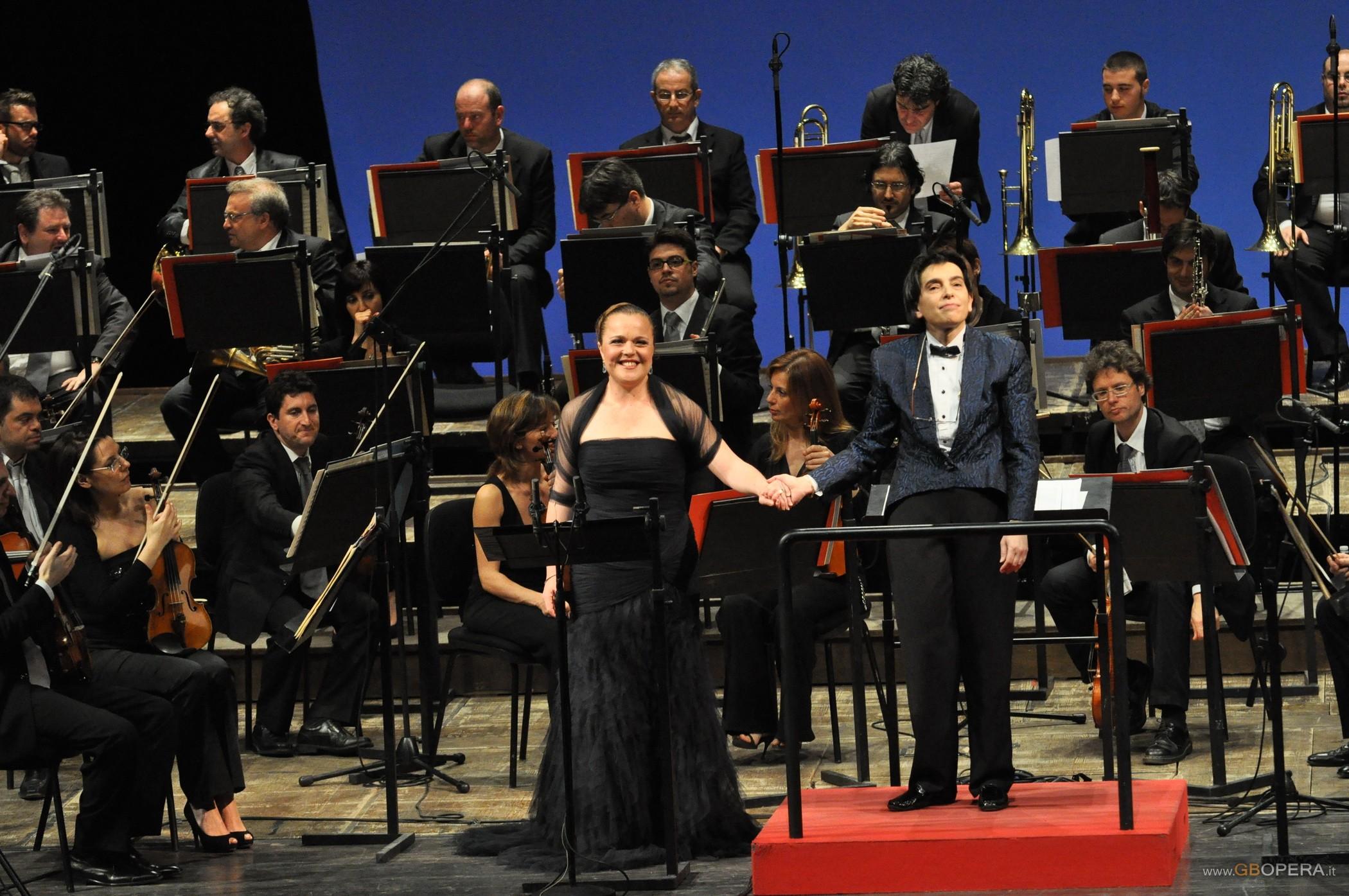 Ancona: Sonia Ganassi in concerto
