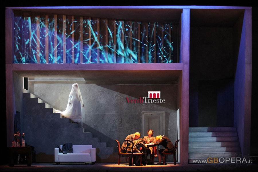 """Trieste, Teatro Verdi:""""La Medium"""", """"Gianni Schicchi"""""""
