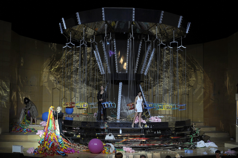 """Staatsoper Stuttgart:""""Il Trionfo del Tempo e del Disinganno"""""""