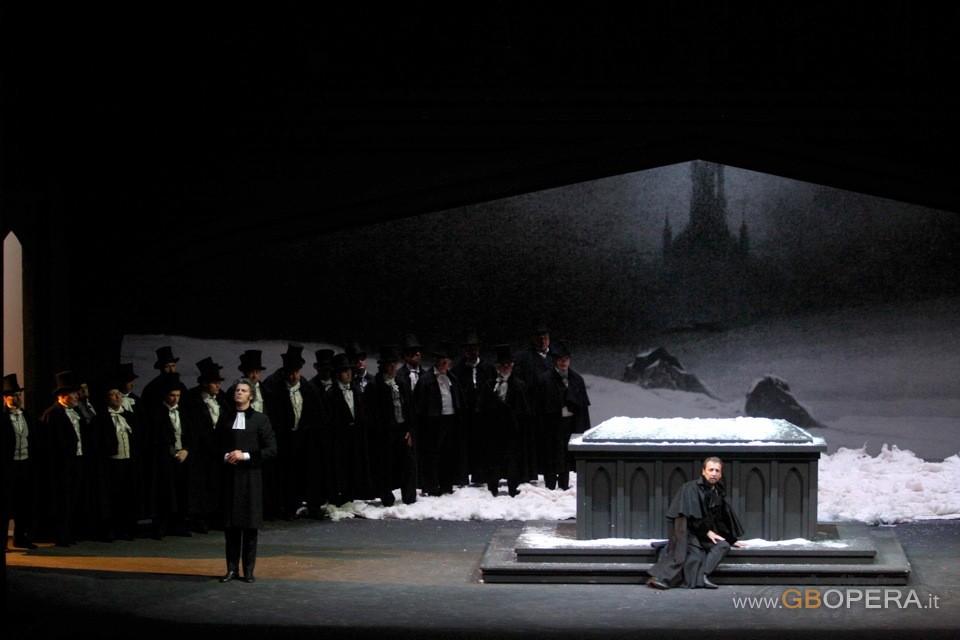 """Palermo, Teatro Massimo:""""Lucia di Lammermoor"""""""