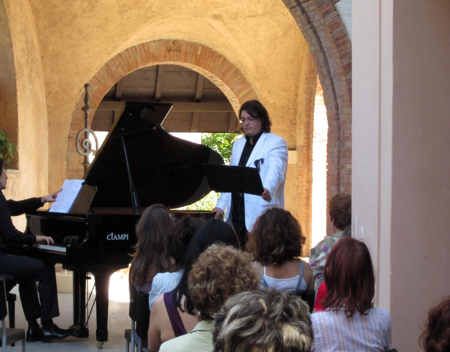 Un tenore romano per Schubert