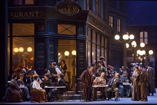 """Roma, Teatro dell'Opera:""""La Bohème"""""""