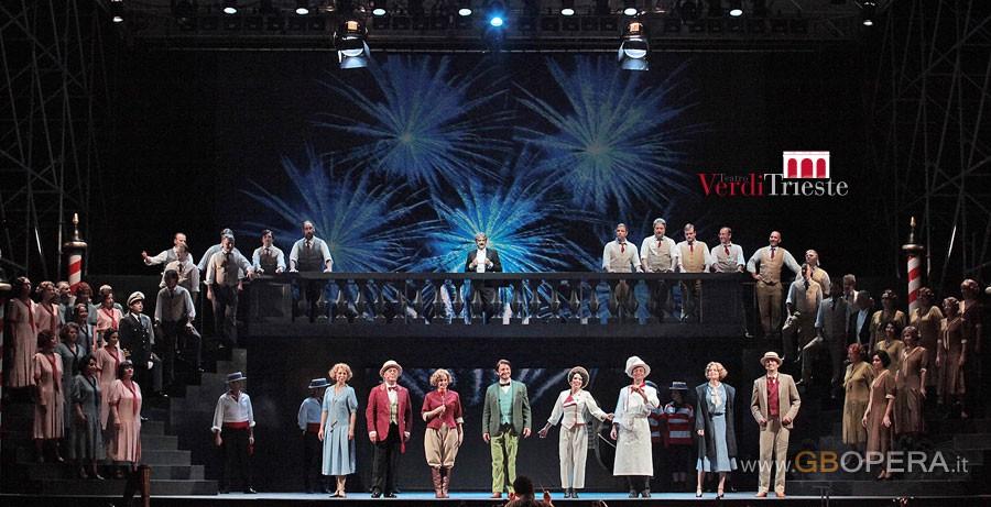 """Trieste, 42°Festival dell'Operetta:""""Una notte a Venezia"""""""
