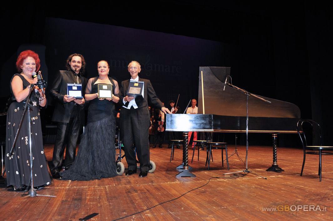 Claudio Scimone, I Solisti Veneti e il Premio Tiberini