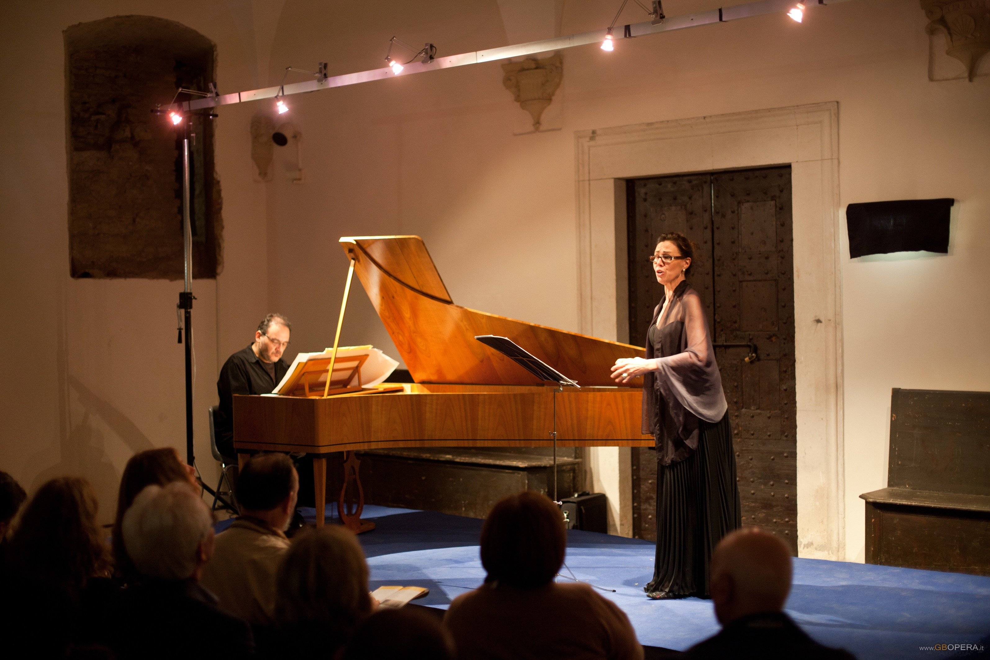 Urbino:Sara Mingardo e Rinaldo Alessandrini in concerto