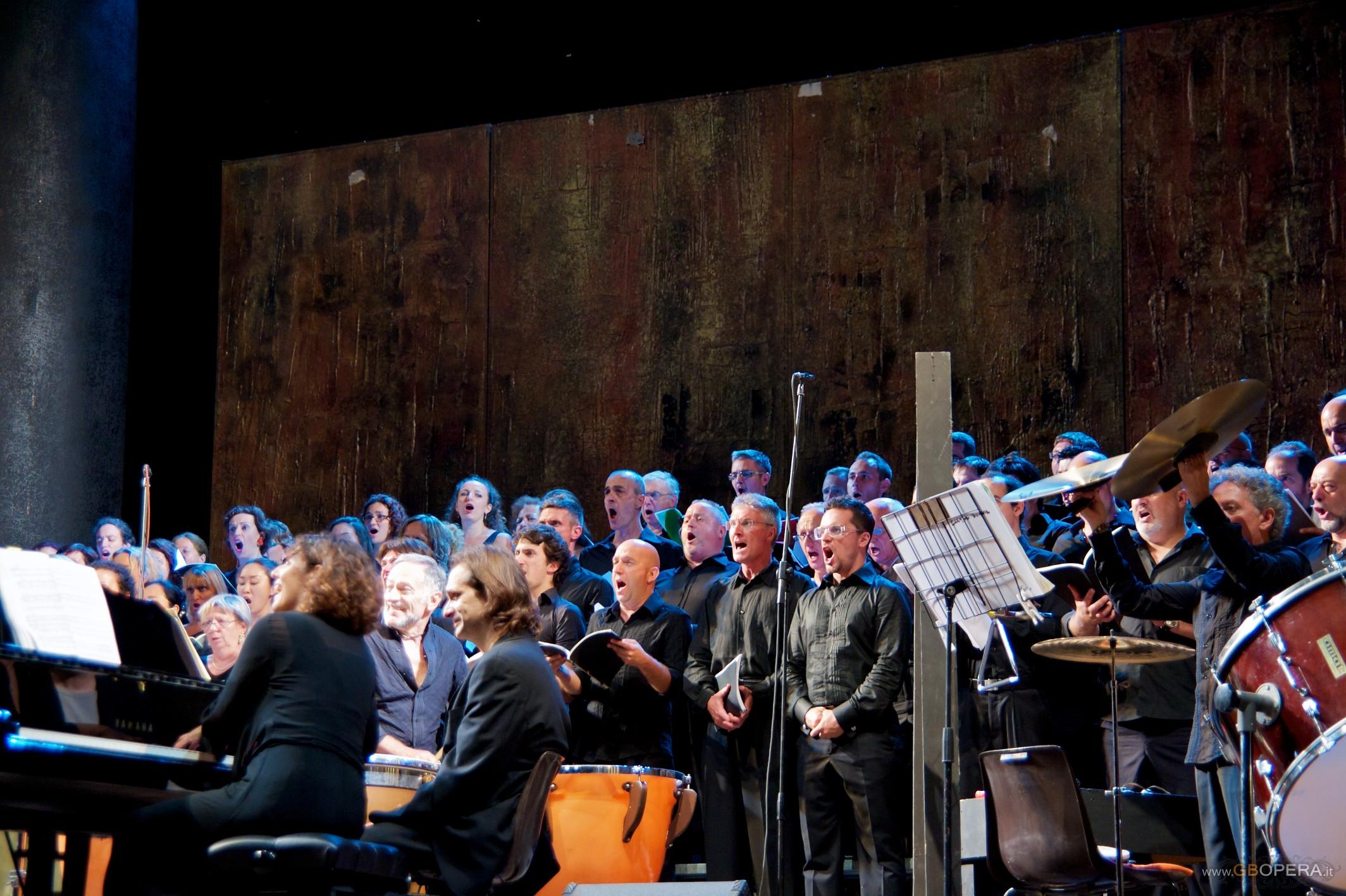 "Operafestival 2011:""Carmina Burana"""