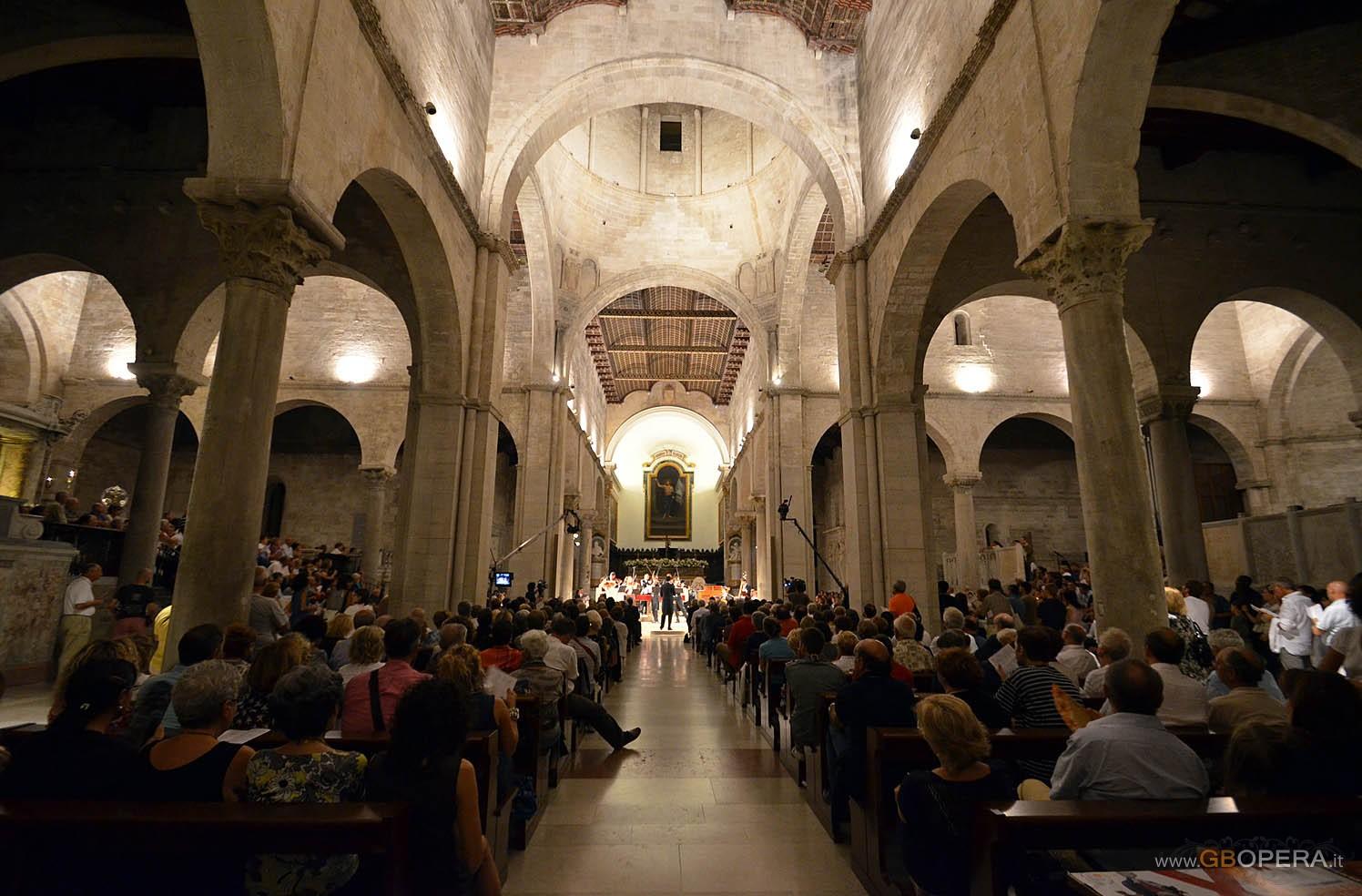 Dentro il Pergolesi Spontini Festival: Concerto Spirituale ad Ancona