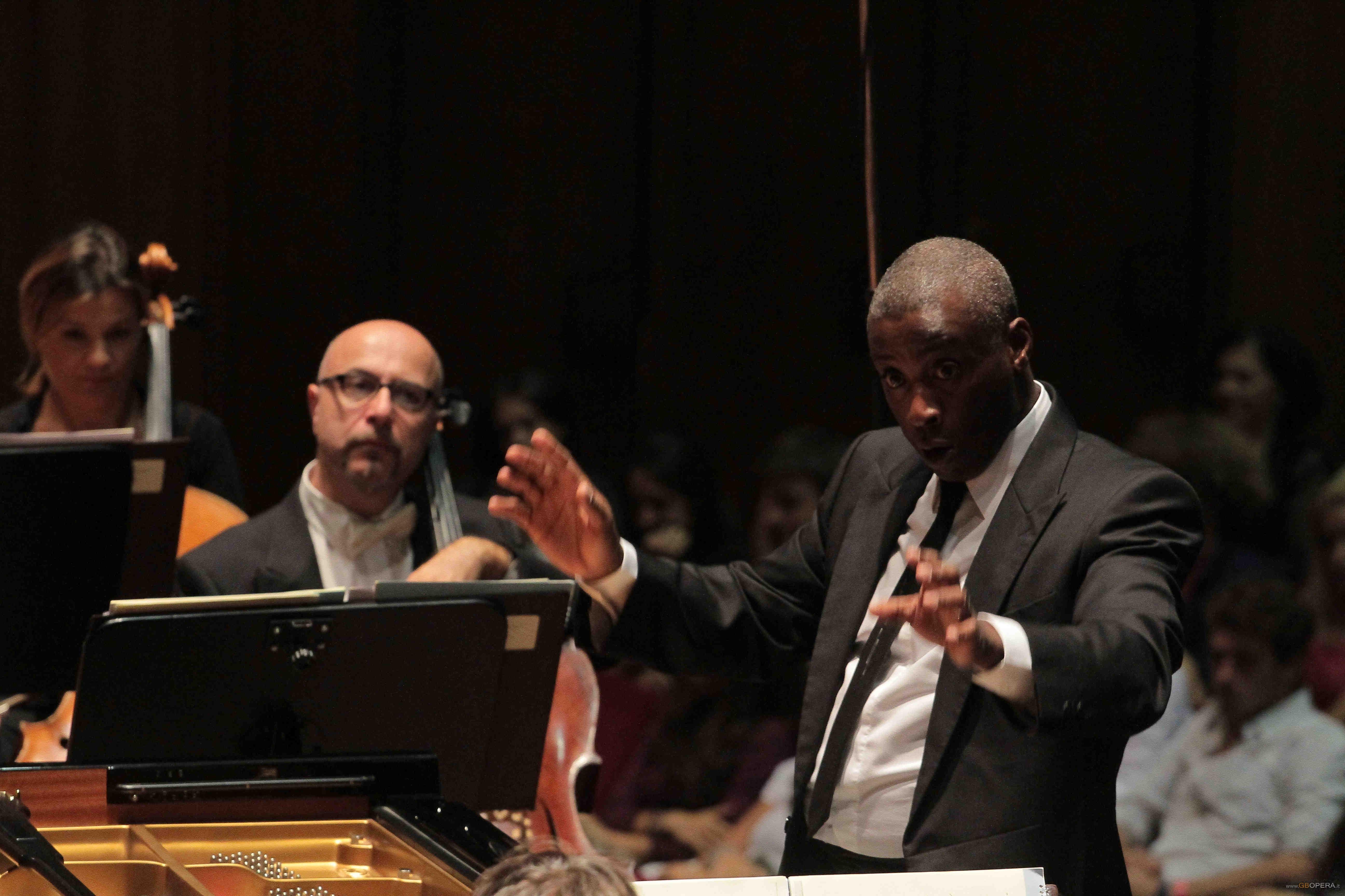 Wayne Marshall: da Gershwin a Bernstein