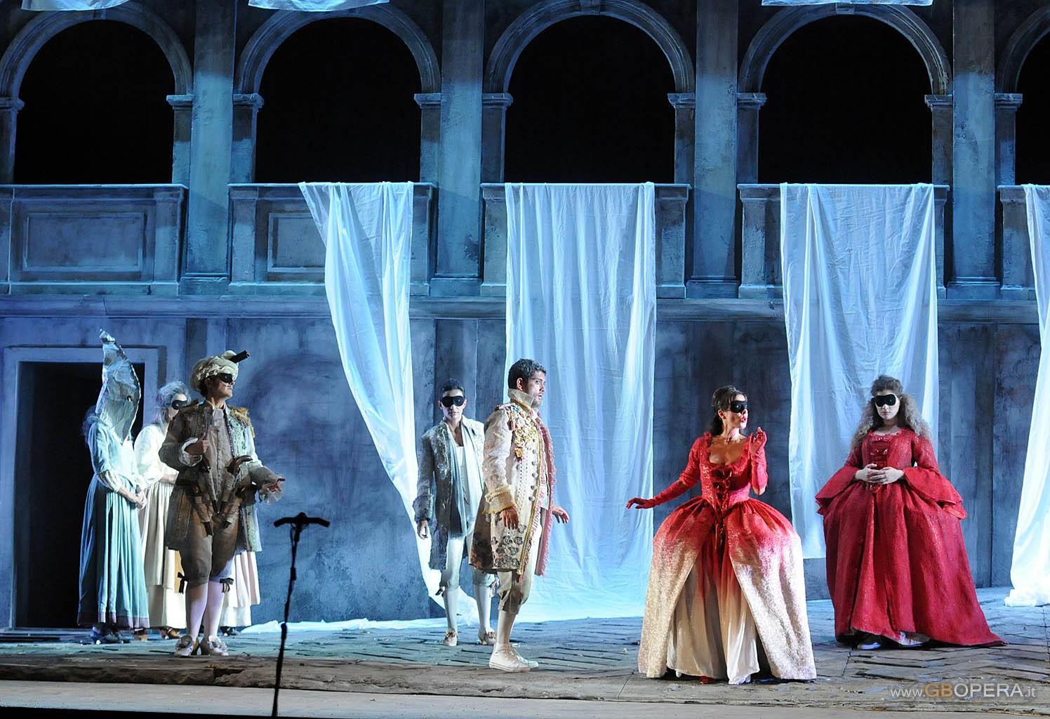 """Jesi, Festival Pergolesi Spontini 2011: """"La Salustia"""" di Pergolesi"""