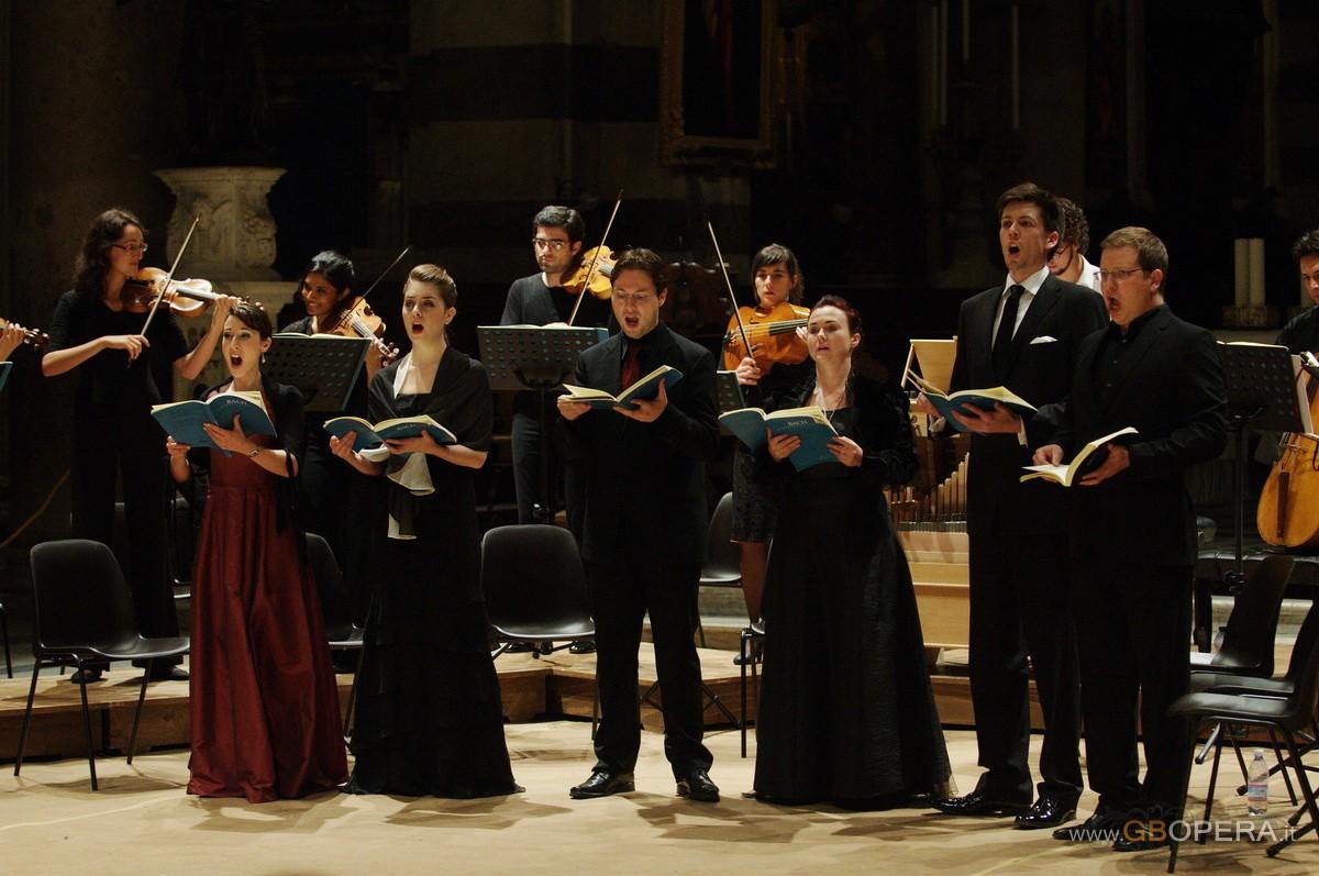 Pisa, Festival Anima Mundi: Messa in si minore BWV 232