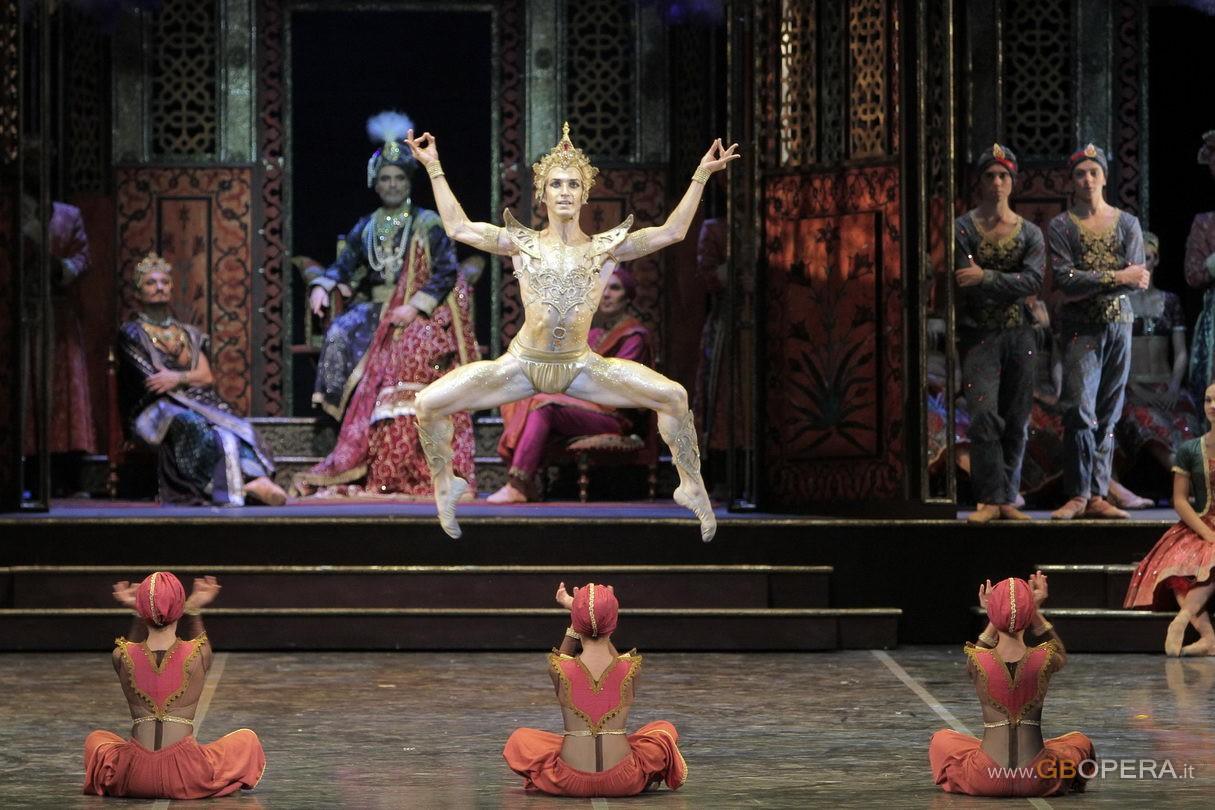 """Roma, Teatro dell'Opera:""""La Bayadère"""""""